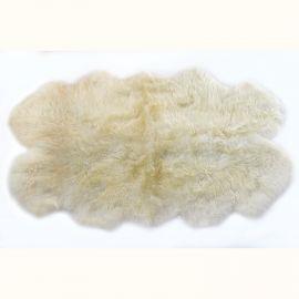 Covoare - Covor din blana de oaie LW Noua Zeelanda, LW Premium Quarto Yvory
