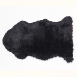 Blanuri naturale - Blana de oaie Noua Zeelanda, LW Standard 95cm, Black