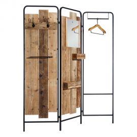 Garderobe - Paravan decorativ design vintage BIOMBO