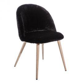Seturi scaune, HoReCa - Set de 2 scaune NÓRDICO, negru
