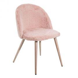 Seturi scaune, HoReCa - Set de 2 scaune NÓRDICO, roz