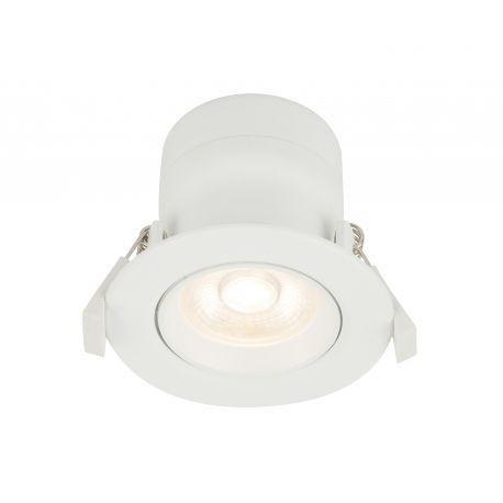 Spoturi tavan fals - Spot LED incastrabil modern Polly Ø8,5cm