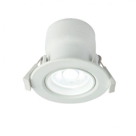 Spoturi tavan fals - Spot LED incastrabil dimabil Polly Ø8,5cm