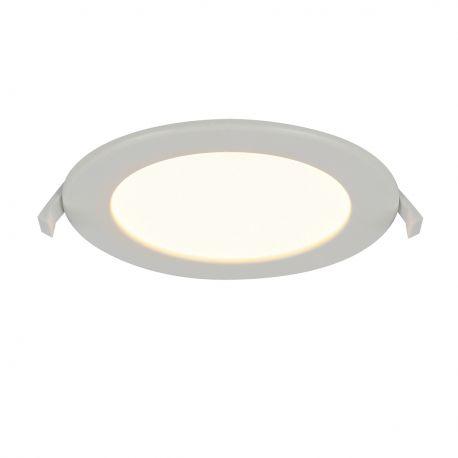 Iluminat pentru baie - Spot LED incastrabil pentru baie IP44 Unella Ø17cm