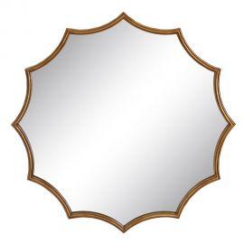 Oglinzi - Oglinda decorativa din metal ORO, 81cm
