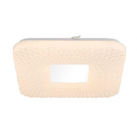 Lustre aplicate - Lustra LED aplicata / Plafoniera moderna design minimalist FINDUS 33 x 33cm