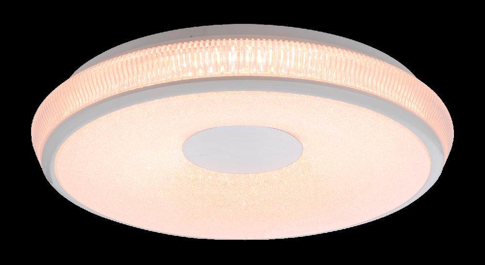 Plafoniera Led Cu Telecomanda : Corpuri de iluminat lustra led plafoniera dimabila cu telecomanda