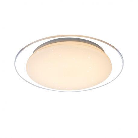 Plafoniere - Lustra LED aplicata / Plafoniera design modern minimalist SAJAMA Ø33cm