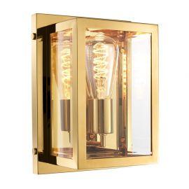 Aplice - Aplica design LUX Odeon, auriu