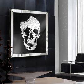 Oglinzi - Tablou decorativ SKULL