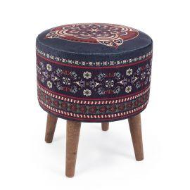 Taburete design oriental ATESINA