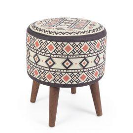 Taburete design oriental MAZIA