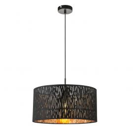 Pendule, Lustre suspendate - Lustra moderna catifea design elegant Ø40cm Tuxon