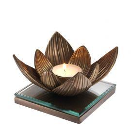 Suport pentru lumanare design LUX Lotus