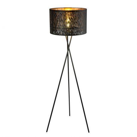 Lampadare - Lampadar modern catifea design elegant Tuxon H-160cm