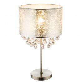 Veioze - Veioza moderna design elegant Amy I argintie