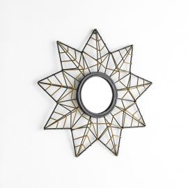 Oglinzi - Oglinda decorativa Dorado, 41cm