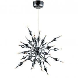 Candelabre, Lustre - Lustra ultra-moderna design deosebit Ø100cm Pipes