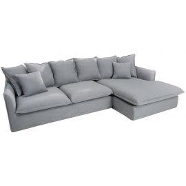 Coltare - Canapea confortabila cu sezlong dreapta Heaven 255cm