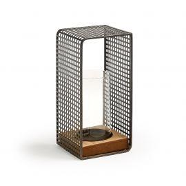 Parfumuri de camera, Idei cadouri, Obiecte decorative - Suport metalic pentru lumanare VALLEY