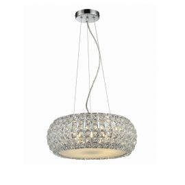 Pendule, Lustre suspendate - Lustra moderna design elegant Ø42cm SOPHIA 5