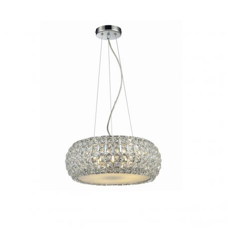 Pendule, Lustre suspendate - Lustra moderna design elegant Ø32cm SOPHIA 3