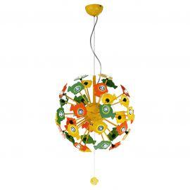 Pendule, Lustre suspendate - Lustra LED suspendata camera copii Surf