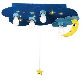 Plafoniere - Plafoniera camera copii STELLINA