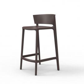 Bar lounge - Set 4 Scaune de bar exterior / interior design modern premium AFRICA H-85cm