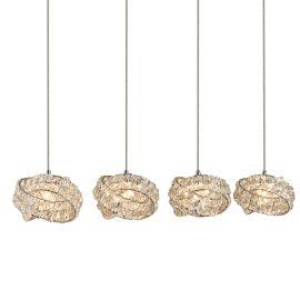 Pendule, Lustre suspendate - Lustra moderna design elegant Bari 4