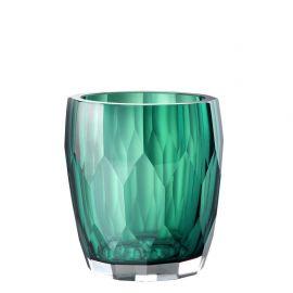 Vas decorativ design elegant Marquis verde