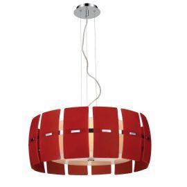 Pendule, Lustre suspendate - Lustra design modern Ø62cm Taurus RED