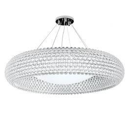 Candelabre, Lustre - Lustra moderna XXL design elegant Ø150cm Acrylio