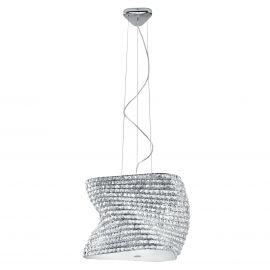 Candelabre, Lustre - Lustra eleganta cu cristale K9 Flamenco