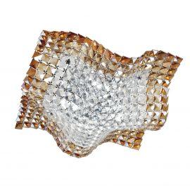 Lustre aplicate - Lustra eleganta design modern cu cristale K9 Rumba