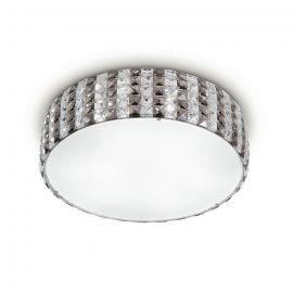 Plafoniera eleganta design modern cu cristale K9 Tango