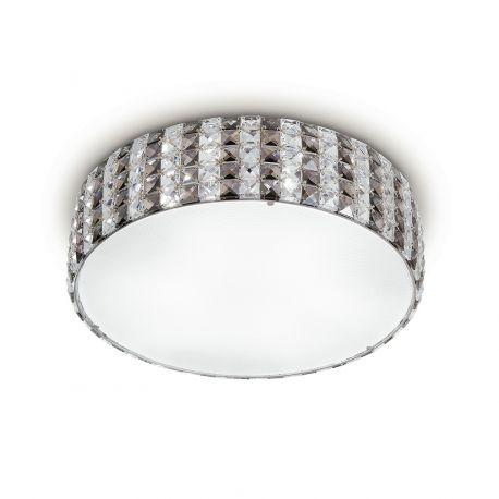Candelabre, Lustre - Plafoniera eleganta design modern cu cristale K9 Tango