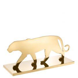 Statueta/ Obiect decorativ Panther Silhouette alama