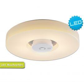 Plafoniera LED cu detector de fum Pisa