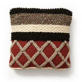 Perne si fete de perne - Husa design etnic pentru perna 40x45cm, GWENDA