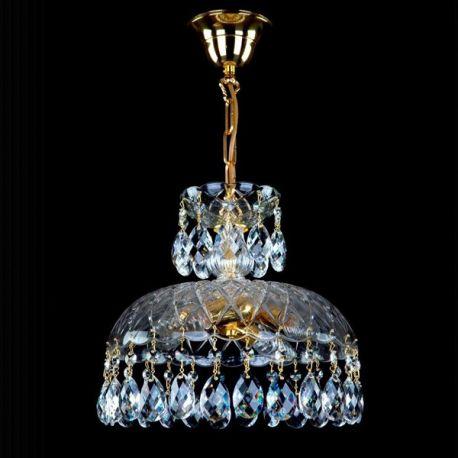 Lustre Cristal Bohemia - Pendul cristal Bohemia ELANED II. diam.30cm