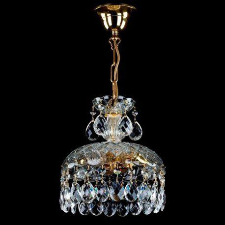 Lustre Cristal Bohemia - Pendul cristal Bohemia ELANED I. diam.25cm