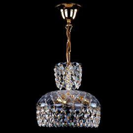 Lustre Cristal Bohemia - Pendul Cristal Exclusive diam. 25cm ELANED I. CHAIN
