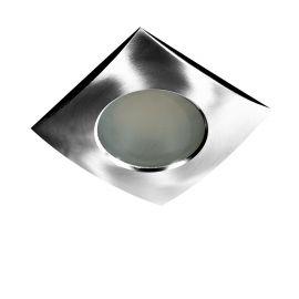 Iluminat pentru baie - Spot pentru baie incastrabil Ezio 1 crom