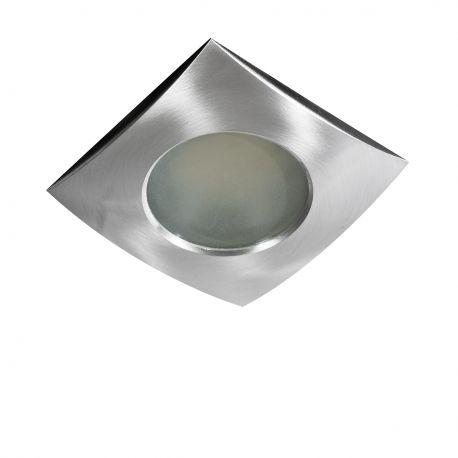 Iluminat pentru baie - Spot pentru baie incastrabil Ezio 1 aluminiu