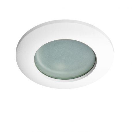 Iluminat pentru baie - Spot pentru baie incastrabil Emilio 1 alb