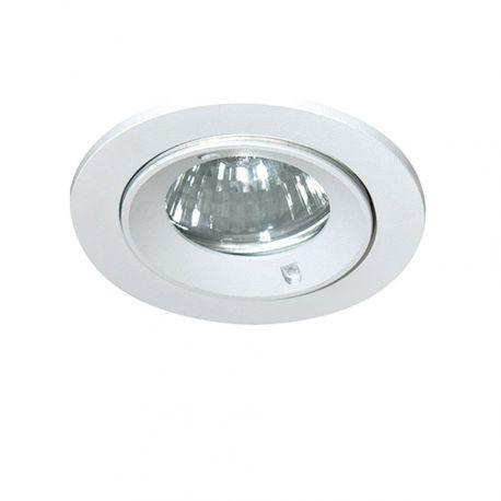 Iluminat pentru baie - Spot pentru baie incastrabil Tito 1 alb