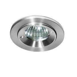 Iluminat pentru baie - Spot pentru baie incastrabil Tito 1 aluminiu