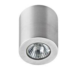 Plafoniere cu spoturi, Spoturi aplicate - Spot aplicat tavan/plafon stil modern BORIS Aluminiu