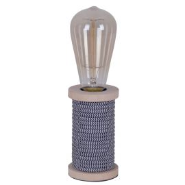 Veioze - Veioza, lampa de masa design retro-vintage Max, negru